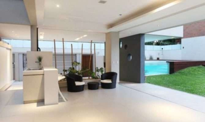 Open Plan Kitchen Designs Living Room