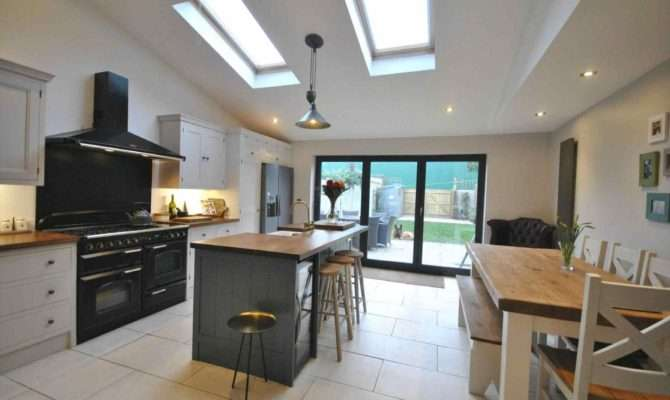 Open Plan Kitchen Diner Designs Deductour