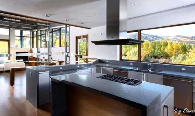 Open Plan Layouts Modern Homes Youtube