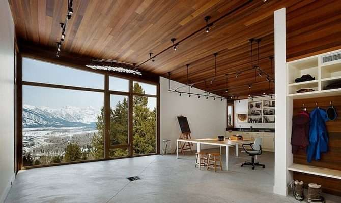 Open Space Home Office