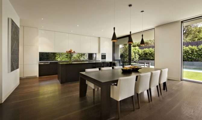 Open Space Kitchen Gorgeous Home Oriented Towards Sustainable Design