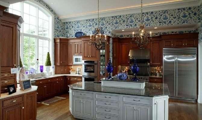 Open Space Kitchen Home Kitchens Pinterest