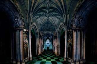 Original Gothic Pantomimes Thos Ribbits Tim Saward