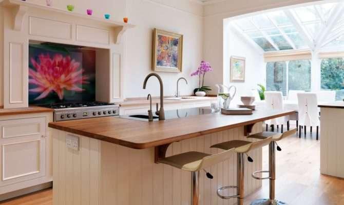 Original Open Plan Kitchen Harvey Jones