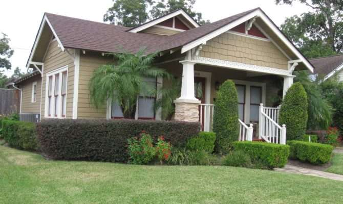 Other Houston Palm Tree Bungalow Heights