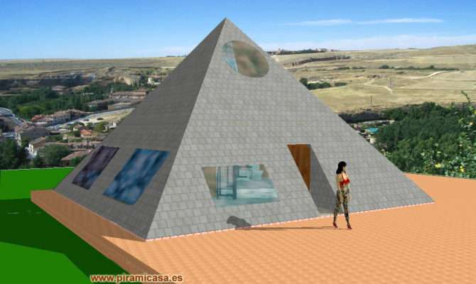Other More Big Expensive Models Gibur Model Two Pyramids