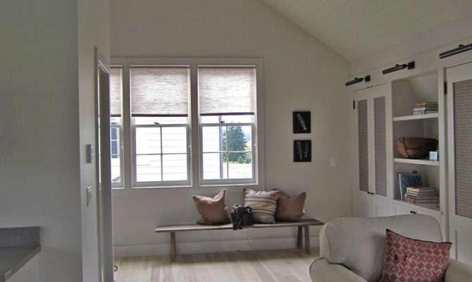 Our Design Team Creates Comfy Garage Studio Apartment