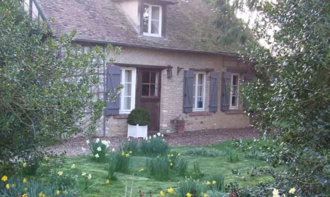 Our French Country Guest Cottage Home