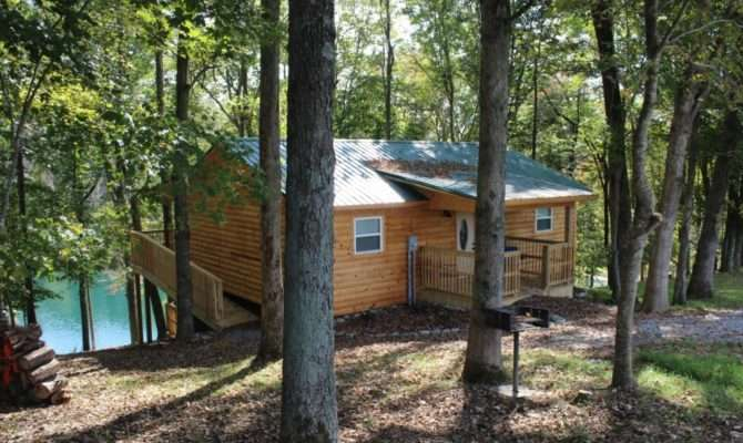 Our Newest Cabin Two Story Featuring Decks Sleeps