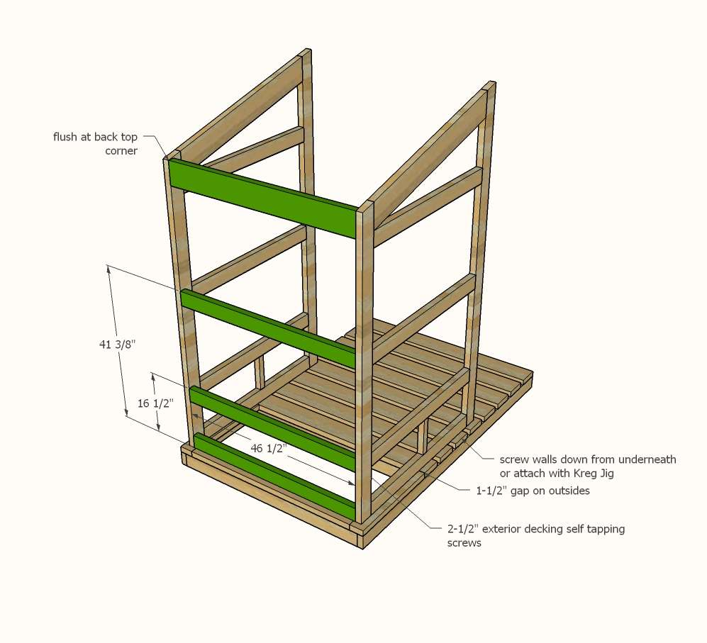 Out House Plans
