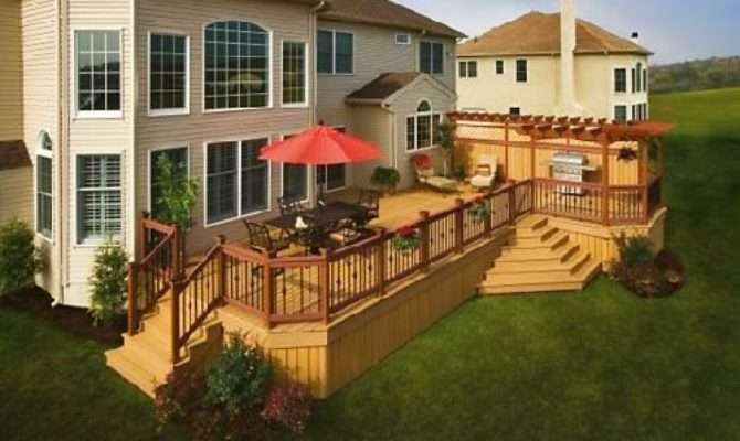 Outdoor Deck Decorating Ideas Home Designer