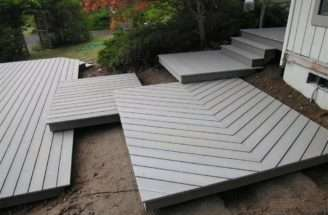 Outdoor Decks Deck Designs Building Types