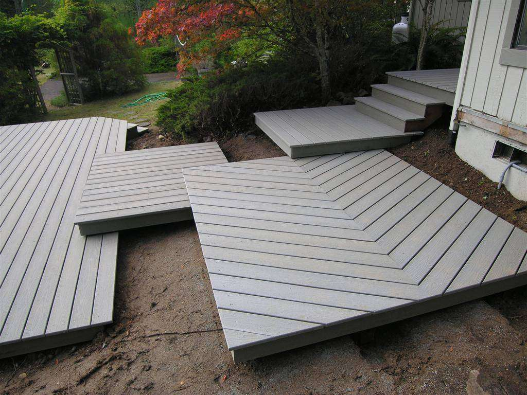 Outdoor Decks Deck Designs Building Types