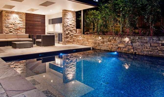 Outdoor Entertaining Area Home Design Inside Best House