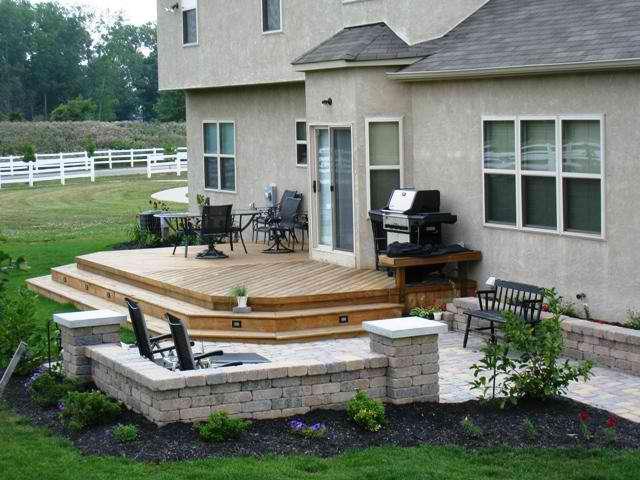 Outdoor Kitchens Columbus Decks Porches Patios