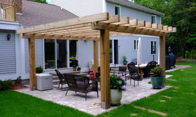 Outdoor Living Spaces Covered