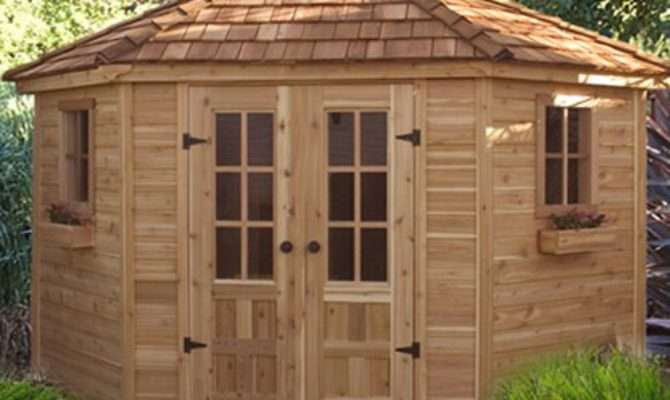 Outdoor Living Today Pen Penthouse Garden Shed