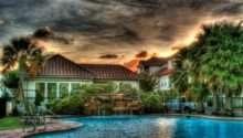 Outdoor Nice Houses Pools Rent Big