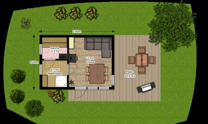 Outdoor Sauna Plans Downloadable Building Guide Budget Diy Wood