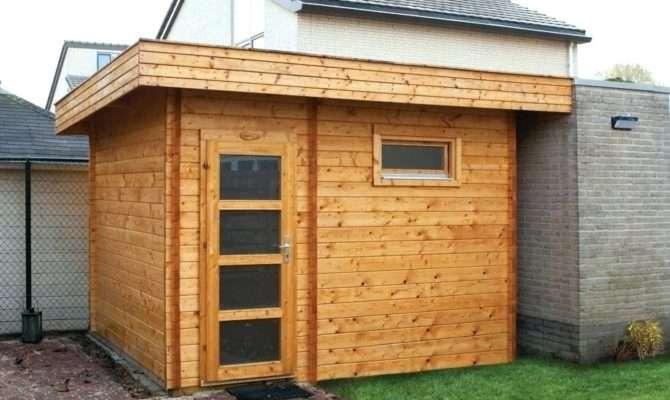 Outdoor Sauna Plans Floor Plan Build