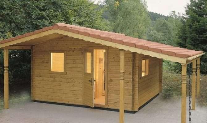 Outdoor Saunas Large Sauna Has Wrap