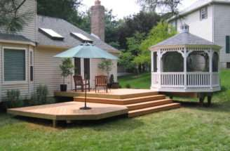 Outdoor Structures Design Columbus Decks Porches Deck Patio