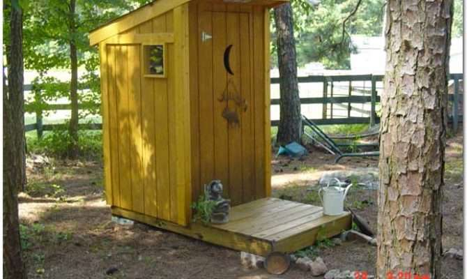 Outhouses Plans Find House