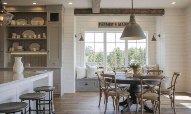 Outstanding French Farmhouse Interior Design Ideas