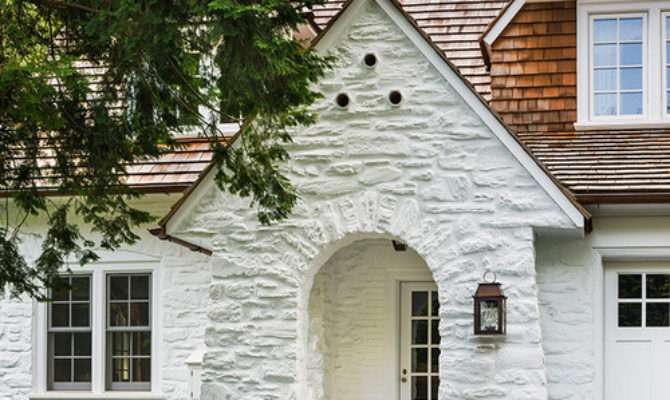 Painted Stone Exteriors