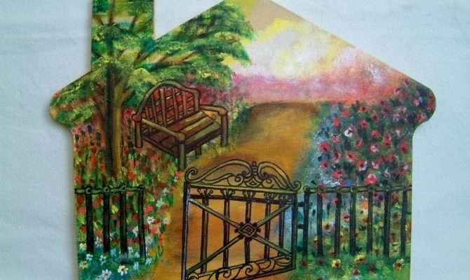 Painting Wood Fevicryl Hobby Ideas