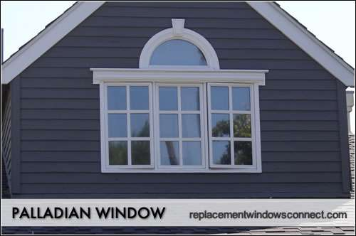 Palladian Windows Replacement Connect