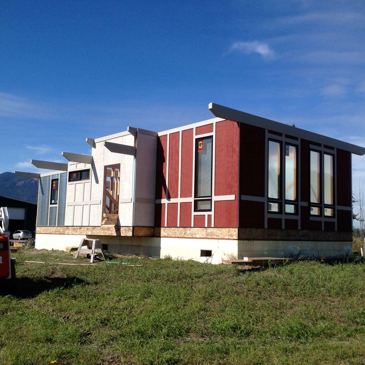 Panelized Homes Mcmahon Easterbrook Custom
