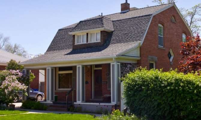 Panoramio Brock Gambrel Roof House