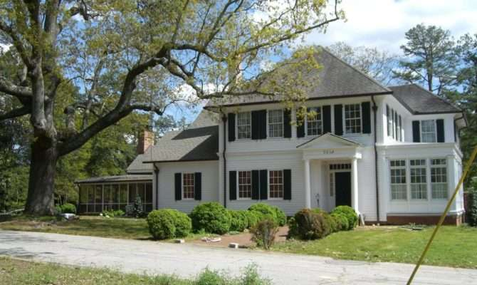 Panoramio Sweet Old Southern Home Dacula Love