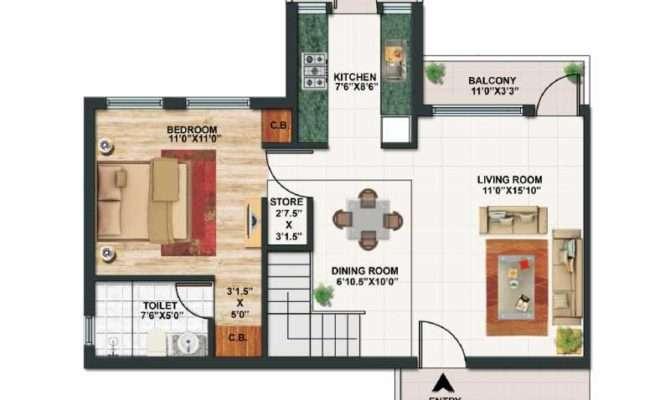 Paras Tierea Noida Buildtech Floor
