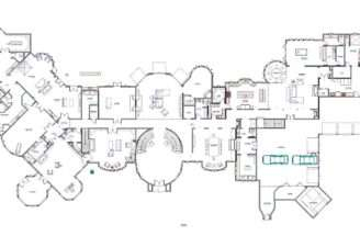 Partial Floor Plans Have Designed Part