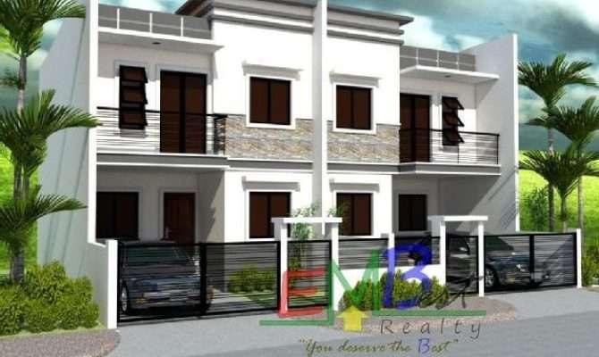Pasig Modern Duplex Houses Mitula Homes