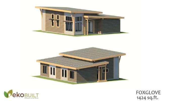 Passive House Plans Ekobuilt