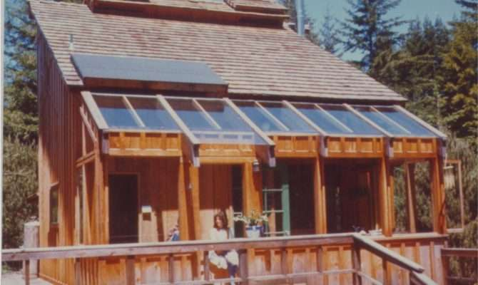 Passive Solar Cabin