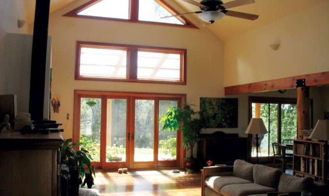 Passive Solar Design Basics Green Homes Mother Earth News