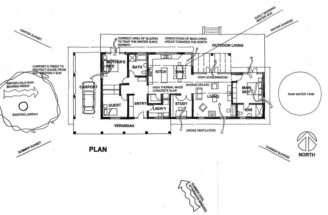 Passive Solar Home Plans Ontario Underground