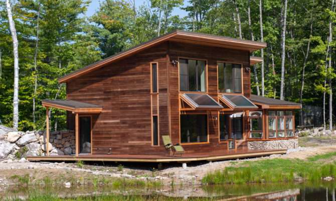 Passive Solar House Gives Warm Fuzzies Rodale