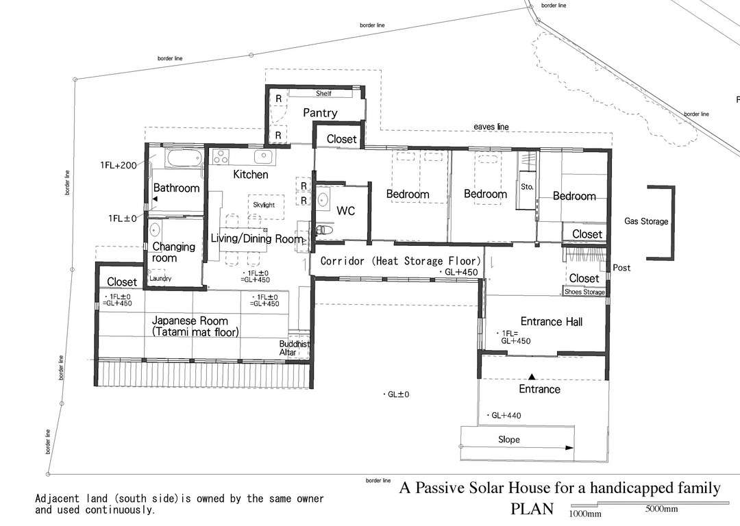 Awesome Passive Solar House Design Plans Gallery 3d House