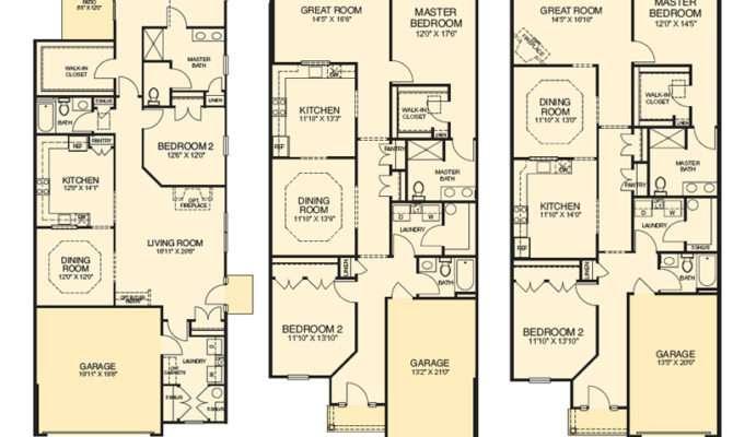 Patio Home Floor Plans House Smalltowndjs