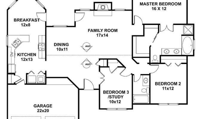 Patio House Plans Smalltowndjs