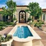 Patios Luxury Homes Mediterranean Residential Architecture