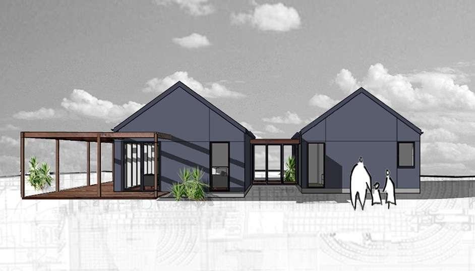 Pavilion Style Home Plans Breezeways House
