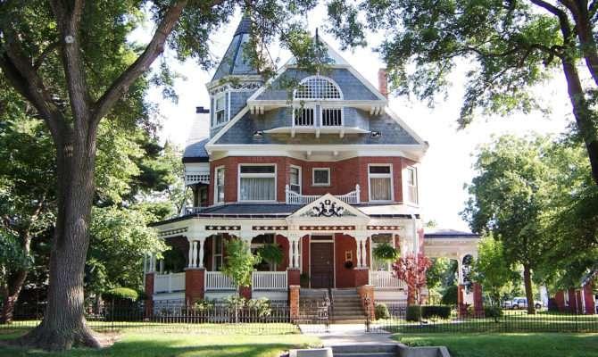 Paxton Brick Victorian House Great