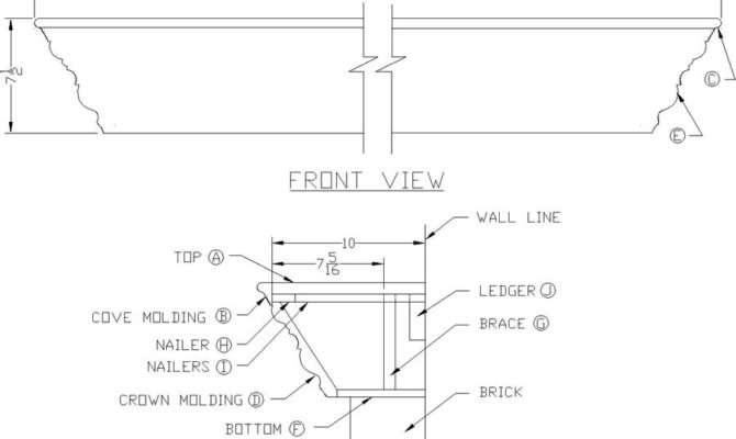 Pdf Plans Fireplace Mantel Rustic