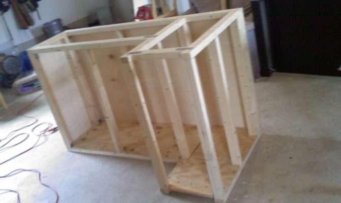 Pdf Plans Shaped Bar Wood